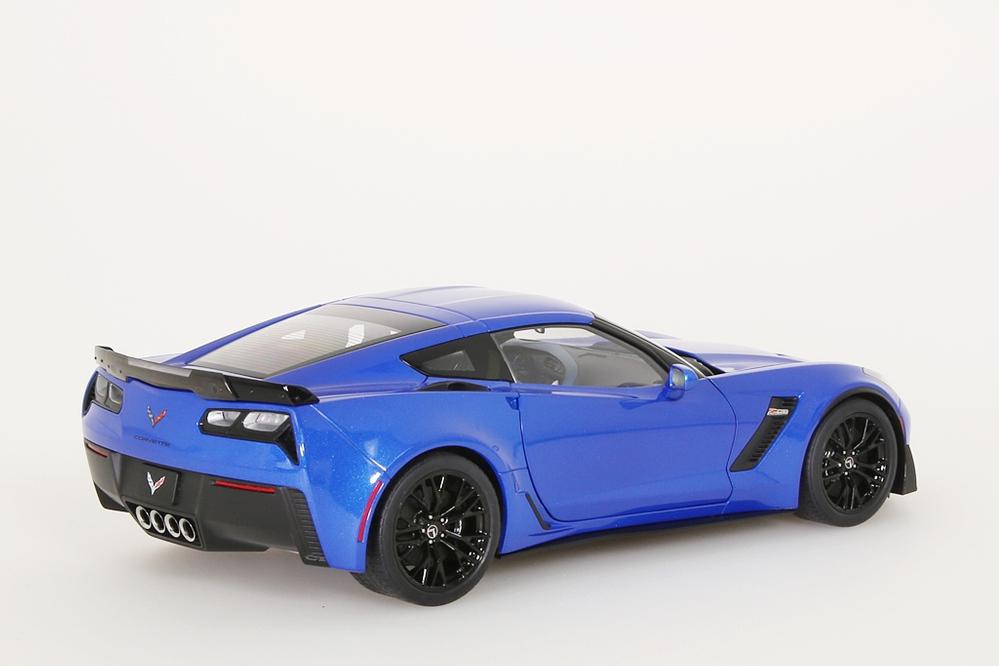 Chevrolet Corvette C7 Z06 2014  blau – Bild 7