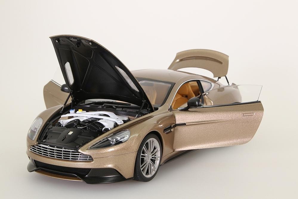 Aston Martin Vanquish 2015 bronze – Bild 11