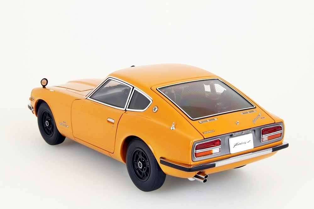 Nissan Fairlady Z432  1969  orange – Bild 2
