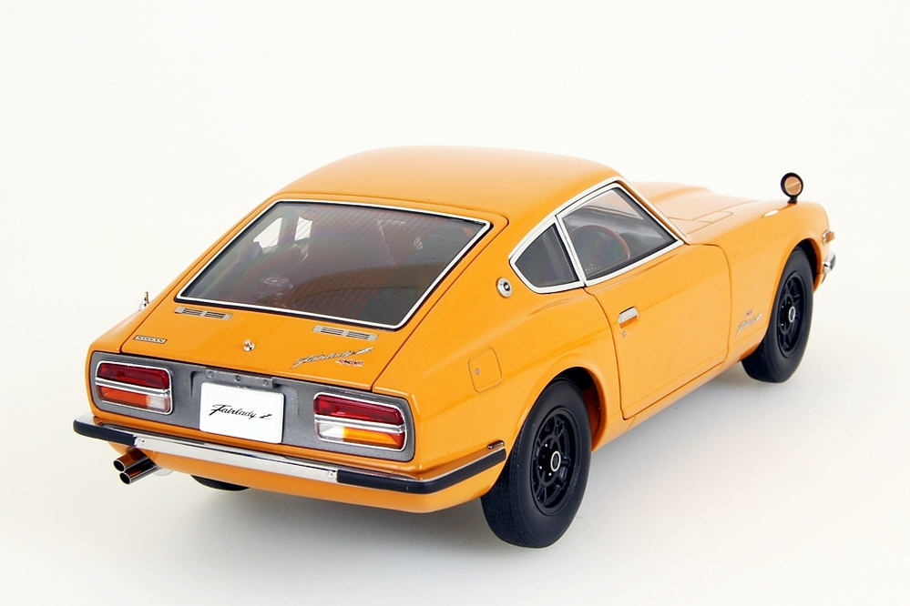 Nissan Fairlady Z432  1969  orange – Bild 3