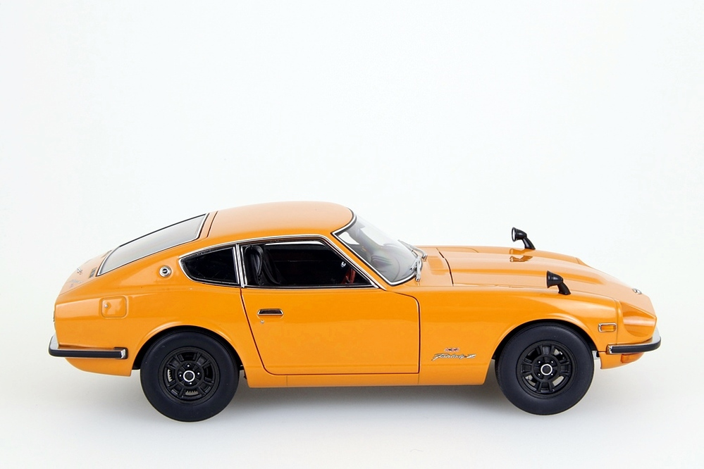 Nissan Fairlady Z432  1969  orange – Bild 4