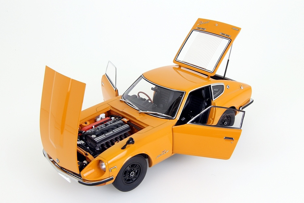 Nissan Fairlady Z432  1969  orange – Bild 6