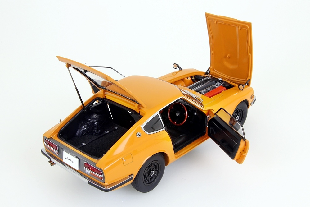 Nissan Fairlady Z432  1969  orange – Bild 8