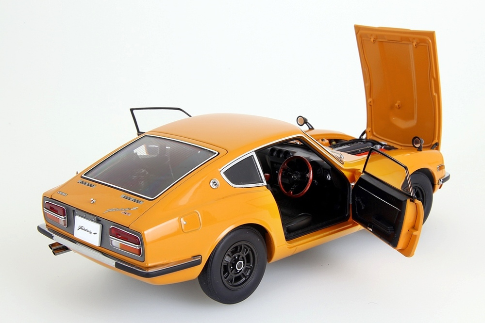 Nissan Fairlady Z432  1969  orange – Bild 10