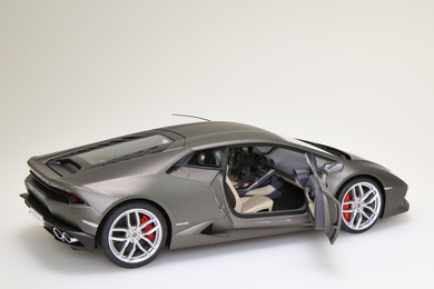 lamborghini huracan lp610 4 2014 grau metallic autoart 1. Black Bedroom Furniture Sets. Home Design Ideas