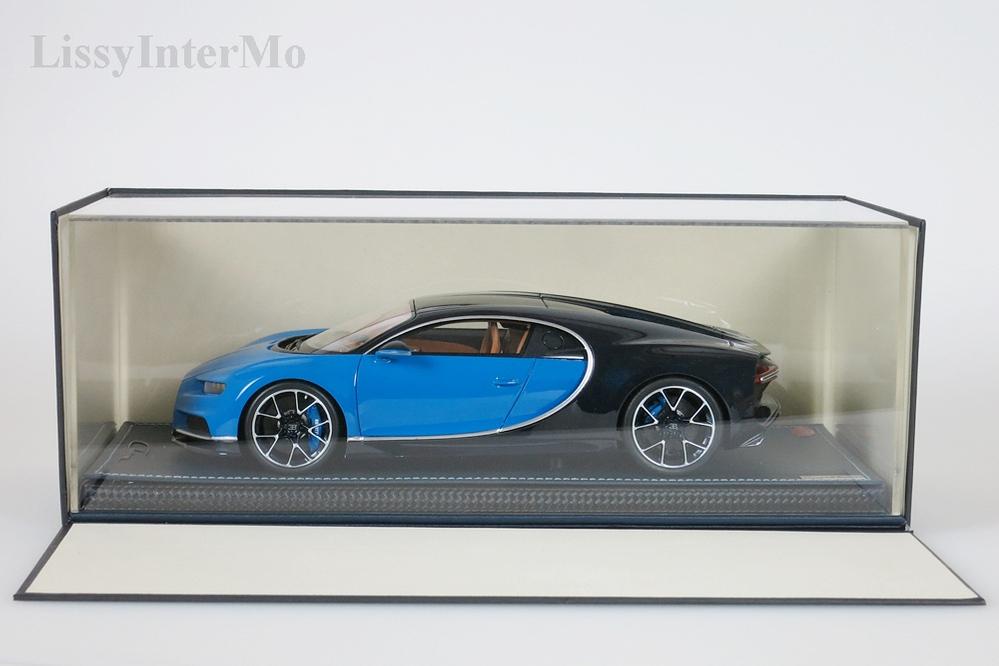Bugatti Chiron  Sport  blau / schwarz  Le Patron  – Bild 11