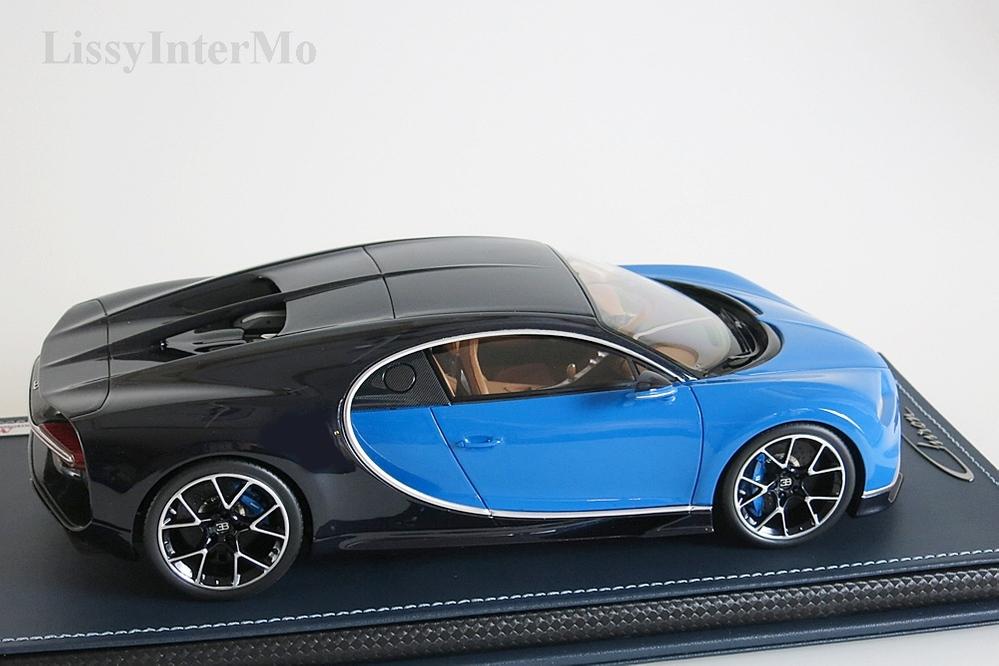 Bugatti Chiron  Sport  blau / schwarz  Le Patron  – Bild 7