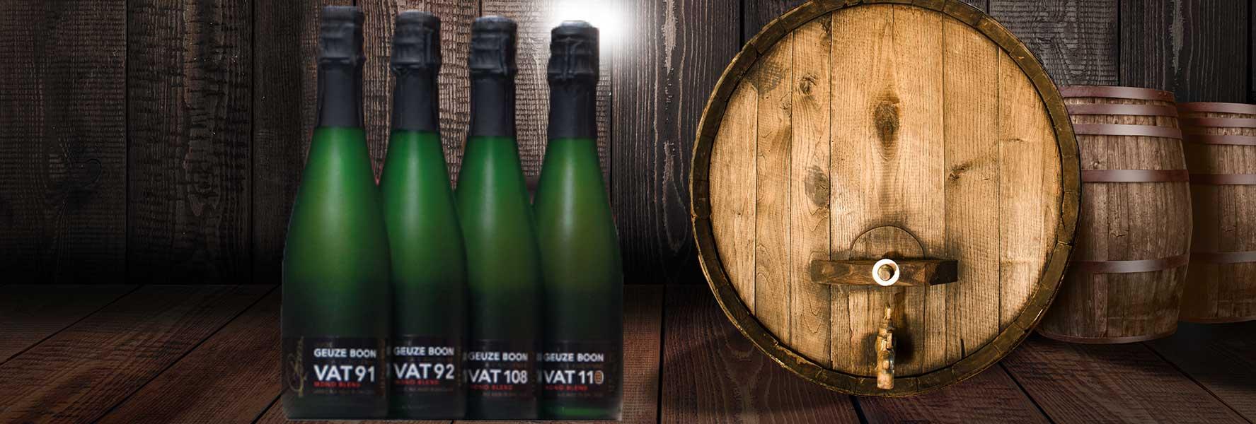 Lamic Bier der Brauerei Boon