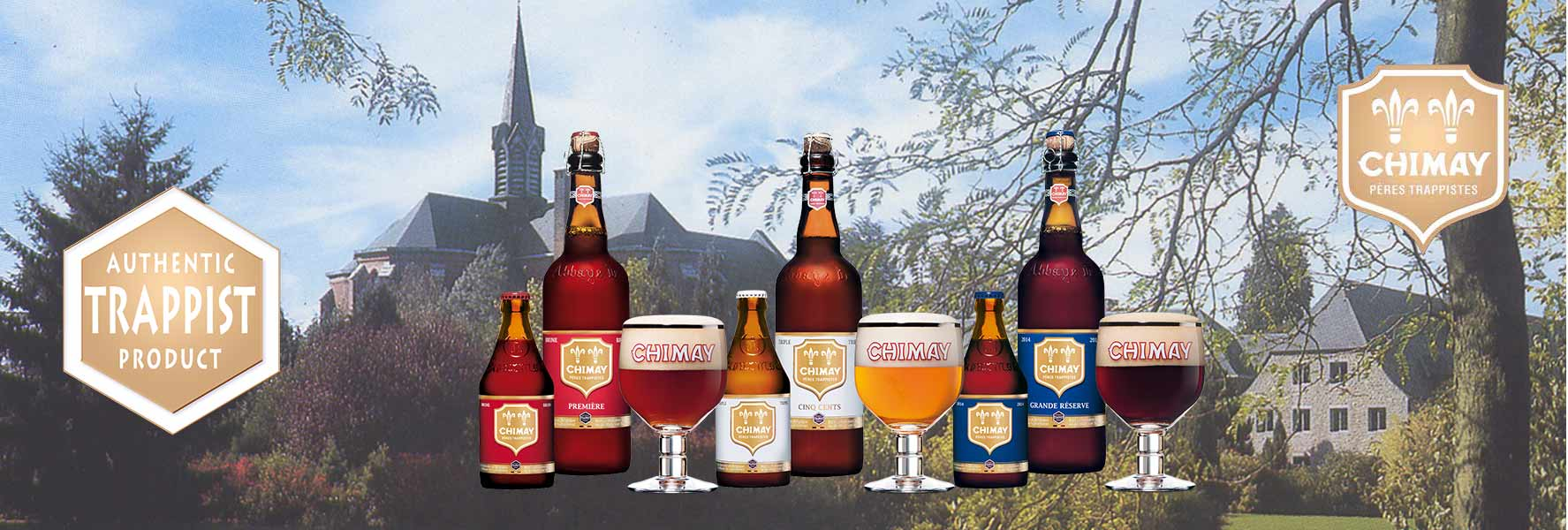 Trappisten Bier Chiemay aus dem Kloster kaufen