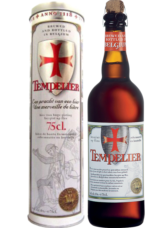 Tempelier 0 75 L Mw Bier Geschenk Set In Metalldose