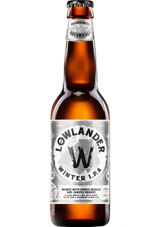 Lowlander Winter IPA 0,33 l