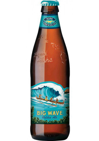 Kona Big Wave Golden Ale 0,355 l