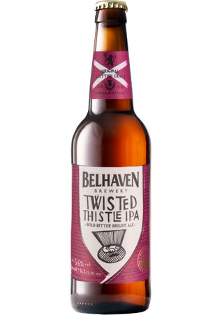 Belhaven Twisted Thistle 0,33 l
