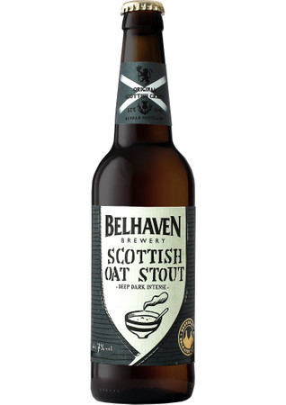 Belhaven Scottish Oat Stout 0,33 l