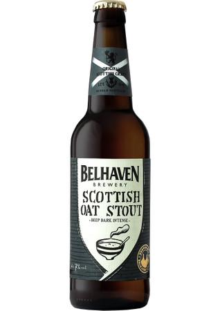 Belhaven Scottish Oat Stout 0,33 l