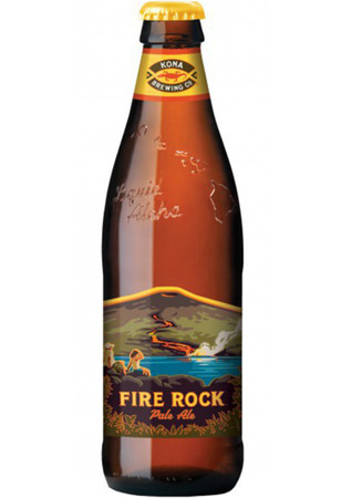 Kona Fire Rock Pale Ale 0,355 l