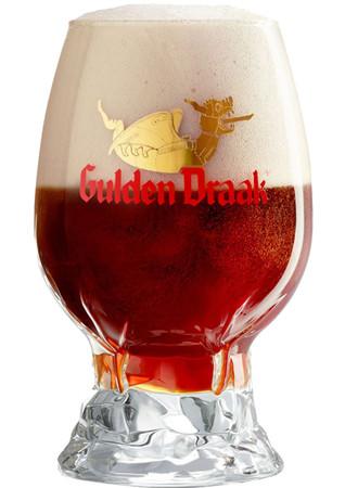 Bierglas Gulden Draak 0,33 l