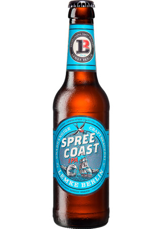 Lemke Berlin Spree Coast IPA 0,33 l