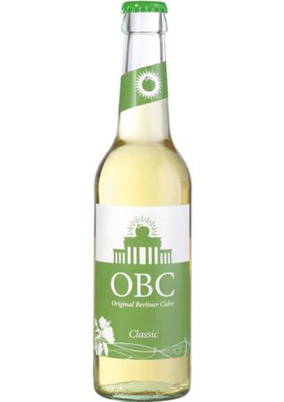 OBC Original Berliner Cidre Classic 0,33 l Mw