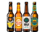 Berliner Pale Ale Bier Paket mit 4 Bierflaschen 001