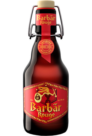 Barbar Rouge 0,33 l Mw