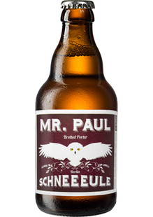 Schneeeule Mr. Paul 0,33 l