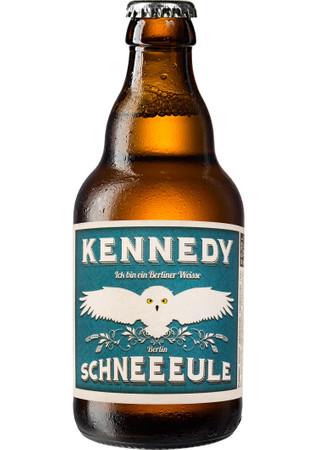 Schneeeule Kennedy 0,33 l