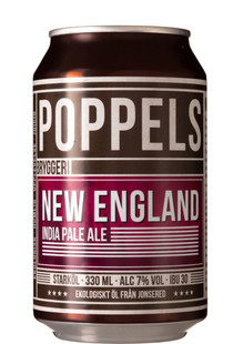 Poppels New England IPA 0,33 l