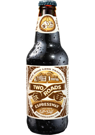 Two Roads Espressway Coffee Stout 0,355 l