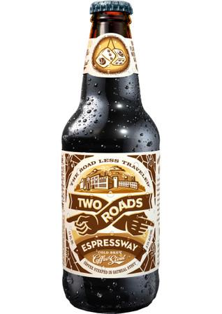 Two Roads Espressway Coffee Stout 0,355 l