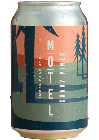 Motel Shady Pines IPA 0,33 l