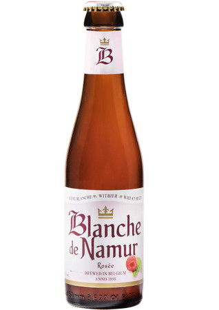 Blanche de Namur Rose 0,25 l Mw