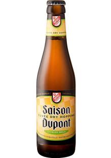Saison Dupont Cuvee Dry Hopping 0,33 l Mw