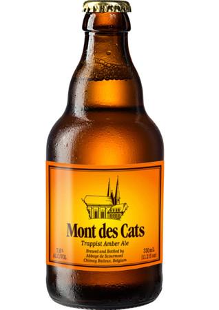 Mont des Cats Trappist 0,33 l