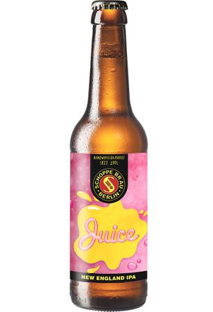 Schoppe Bräu Juice New England IPA 0,33 l
