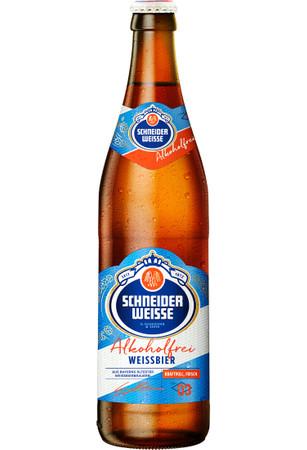 Schneider Weisse Tap 03 Alkoholfrei Weissbier 0,5 l Mw