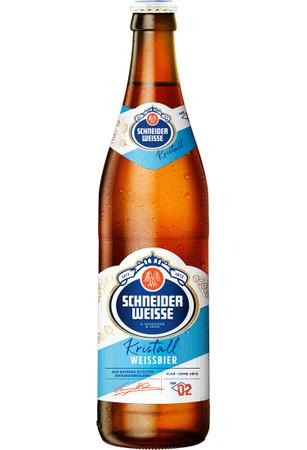 Schneider Weisse Tap 02 Kristall Weissbier 0,5 l Mw