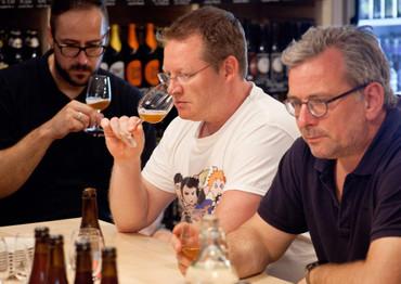Bierverkostung: Winterwärmer – kostbare Starkbiere im Winter am 29. November 2019