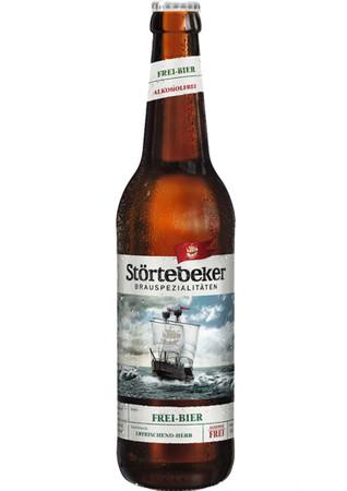 Störtebeker Frei Bier 0,5 l Mw