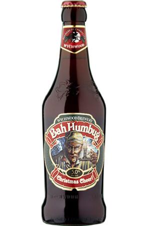 Wychwood Bah Humbug Christmas Cheer 0,5 l