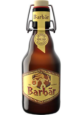 Barbar Honigbier 0,33 l Mw