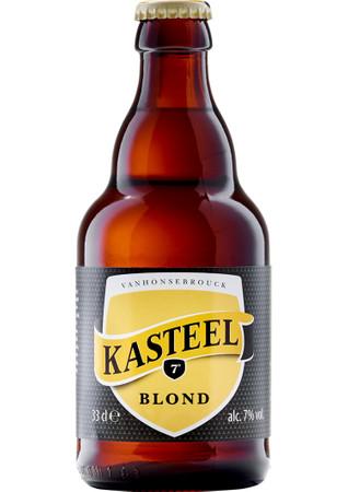 Kasteel Blond 0,33 l Mw