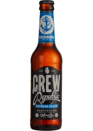 Crew Drunken Sailor 0,33 l Mw