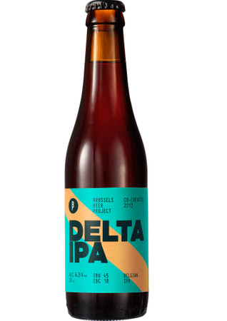 Brussels Beer Project Delta IPA 0,33 l