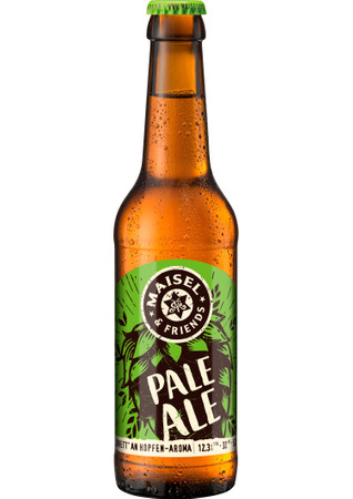 Maisel & Friends Pale Ale 0,33 l Mw