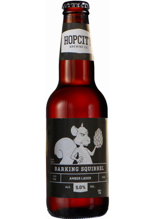 Barking Squirrel Lager 0,341 l