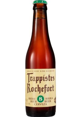 Trappistes Rochefort 8° 0,33 l Mw