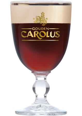 Gouden Carolus Bierglas 0,33l