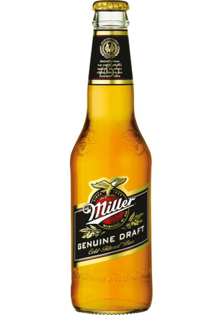 Miller Genuine Draft 0,33 l