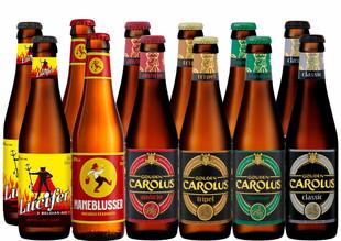 Het Anker Bier Paket mit 12 Bierflaschen